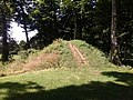 A Mound in the Great Circle Earthworks, Heath.jpg