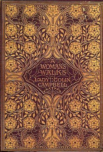 Gertrude Elizabeth Blood - Image: A Woman's Walks 00