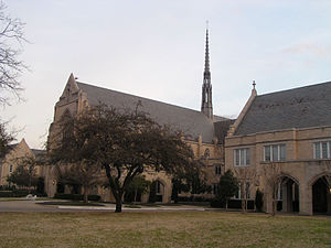 University Park, Texas - Highland Park Presbyterian Church (HPPC) in University Park