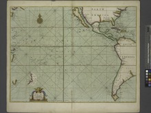 Pacific ocean wikipedia map of the pacific ocean during european exploration circa 17021707 sciox Image collections