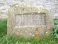 A place for communal interment in Winston Churchyard - geograph.org.uk - 1514028.jpg