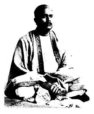 Atul Prasad Sen - A signed photograph of Barrister Atul Prasad Sen published in Geetigunja in 1931