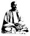 A signed photograph of Atul Prasad Sen.jpg
