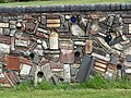 A wall that catches the eye - detail - geograph.org.uk - 768289.jpg
