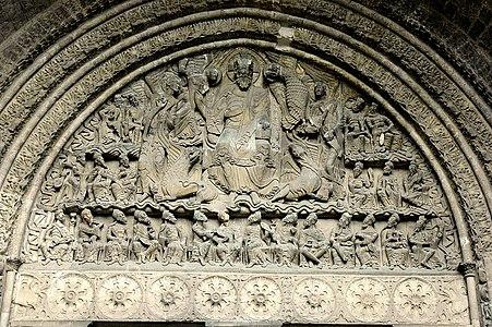 Abadia de Saint-Pierre de Moissac - Portalada Sud de Moissac