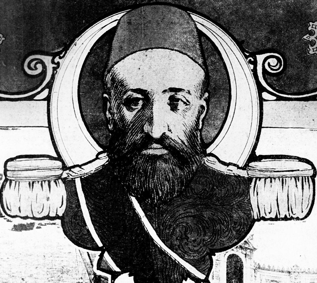 Abdul Hamid II 1907