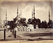 180px Abdullah frC3A8res   Sultan Ahmet camii2C Istanbul