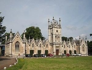 Aberford - Gascoigne Almshouses