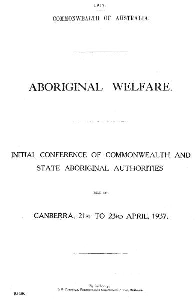 File:Aboriginal welfare 1937.djvu