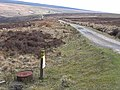 Access road to Middlemoss - geograph.org.uk - 1250929.jpg