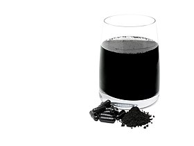 Activated charcoal in various forms.jpg