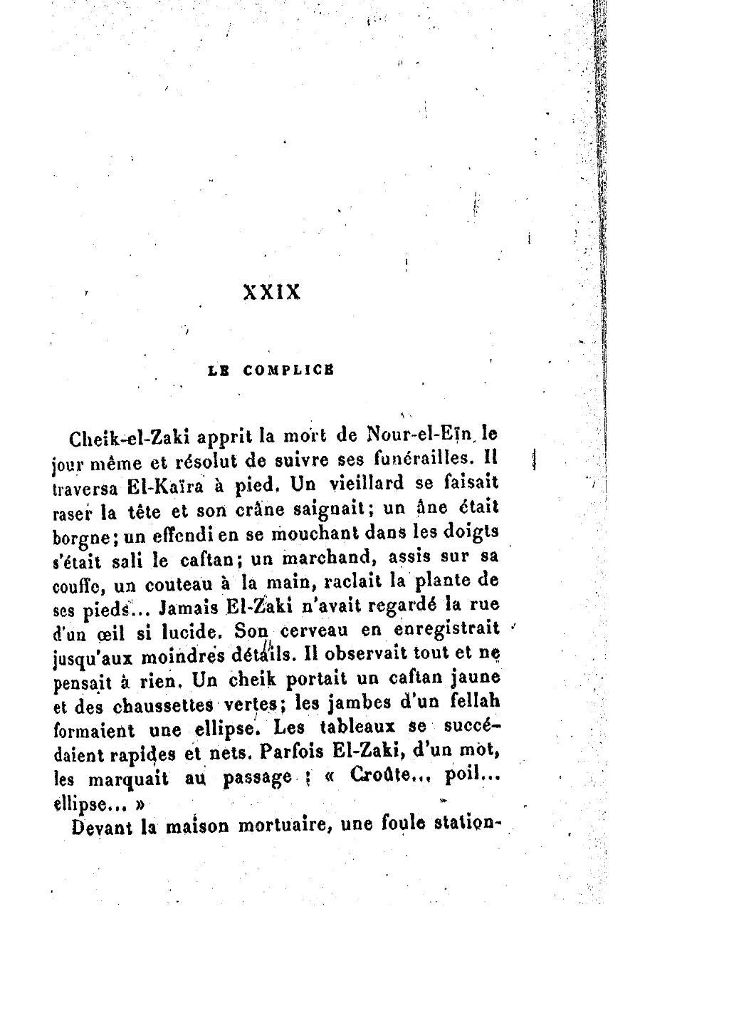 Page ades josipovici mirbeau le livre de goha le - Maison simple aux details rustiques en pologne ...