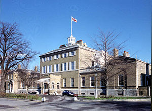 Commander-in-Chief, Portsmouth - Admiralty House, HMNB Portsmouth