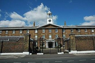 Royal Naval Hospital - Former Royal Naval Hospital in Deal, Kent.