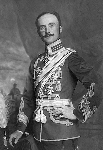 Adolf II, Prince of Schaumburg-Lippe - Image: Adolf II, Prince of Schaumburg Lippe c 1917