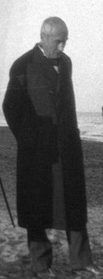 Adolf Schulten - Adolf Schulten (1932)