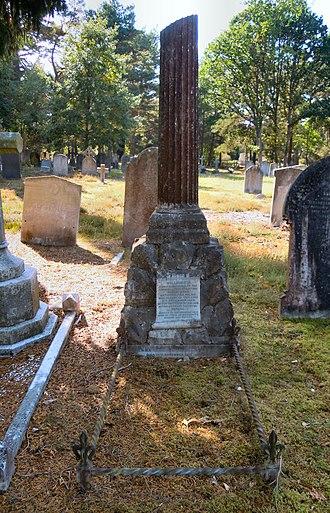 Adolphus Williamson - The grave of Adolphus Williamson in Brookwood Cemetery