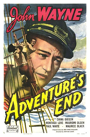 Adventure's End - Film poster
