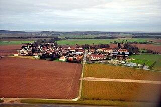 Mauregard Commune in Île-de-France, France