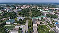 Aerial view on Kruhla Square, Poltava, Ukraine.jpg