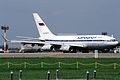 Aeroflot Russian International Airliness Ilyushin Il-96-300 (RA-96010-74393201007) (15788368223).jpg