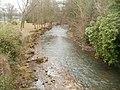 Afon Lwyd flows through Pontypool Park - geograph.org.uk - 2251379.jpg