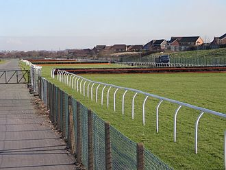 Aintree Racecourse - The racecourse