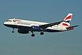 Airbus A320-232 G-EUYE British Airways (6910868200).jpg