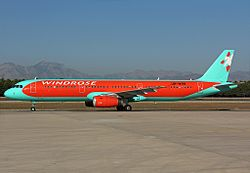 Airbus A321-231, Wind Rose Aviation AN2182510.jpg
