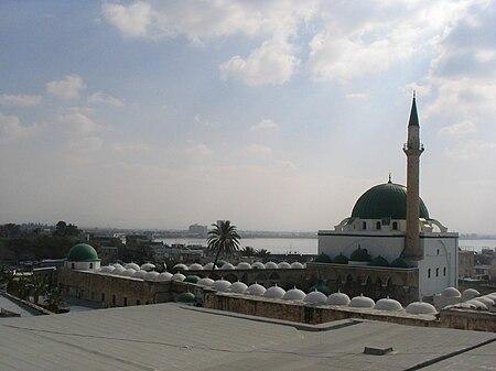 مسجد الجزار باشا