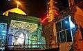 Al-Askari Shrine, days before Arbaeen - Nov 2017 10.jpg