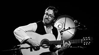 Al Di Meola - Di Meola at Leverkusener Jazztage (Forum/Leverkusen/Germany) on November 7, 2016