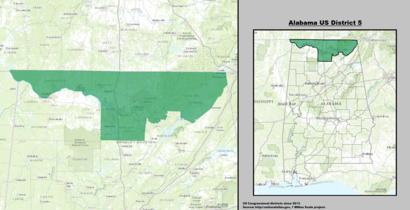 Alabama US Congressional District 5 (since 2013).tif