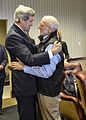 Alan Gross released from Cuban prison, arrives at Joint Base Andrews 141217-F-WU507-612.jpg