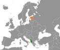 Albania Estonia Locator.png