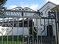 Albany Church gates in Hill Street - geograph.org.uk - 323720.jpg