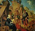 Albrecht Dürer - L'Adoration des mages.jpg
