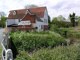 Sible Hedingham - Alderford Mill