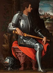 Portrait d'Alexandre de Médicis