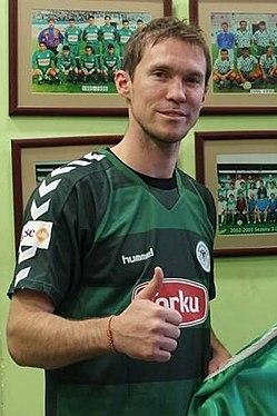 Alexander Hleb Belarusian footballer