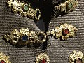 Alexander III of Imereti's mail shirt (detail) 01.jpg