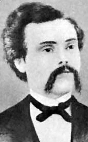 Alexander McSween - Alexander McSween circa 1875