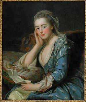 Claude Alexandre de Bonneval - Judith-Charlotte, Comtesse de Bonneval, née Biron