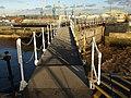 Alexandra Lock River Gates - geograph.org.uk - 1038433.jpg