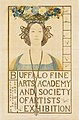 Alice Russell Glenny - BUFFALO FINE ARTS ACADEMY AND SOCIETY OF ARTISTS EXHIBITION. 1897.jpg