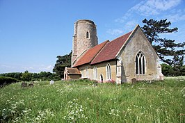 All Saints' Church, Ramsholt - geograph.org.uk - 816357.jpg