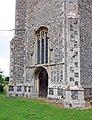 All Saints, Alburgh, Norfolk - Base of tower - geograph.org.uk - 1475804.jpg