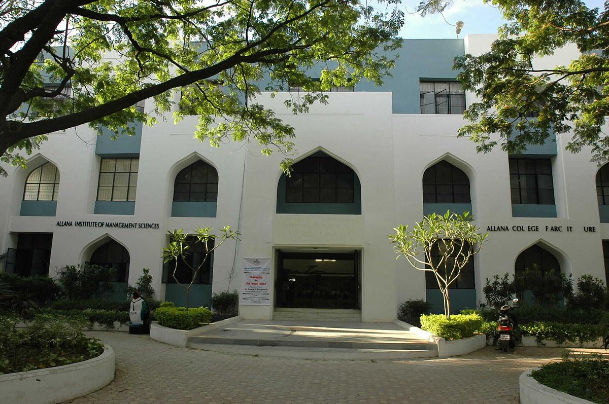 allana college of architecture