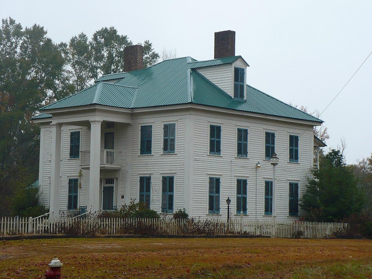 Allen grove alabama wikipedia for Plantation home builders