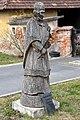 Alsószölnök, Nepomuki Szent János-szobor 2021 01.jpg